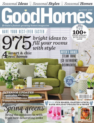 Good Homes April 2016