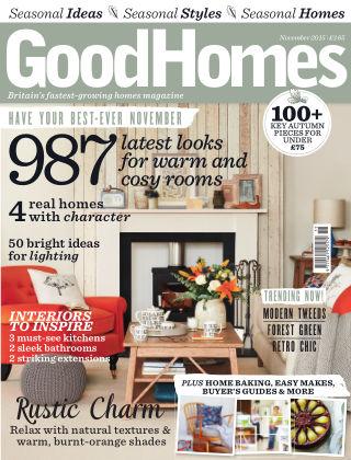Good Homes November 2015
