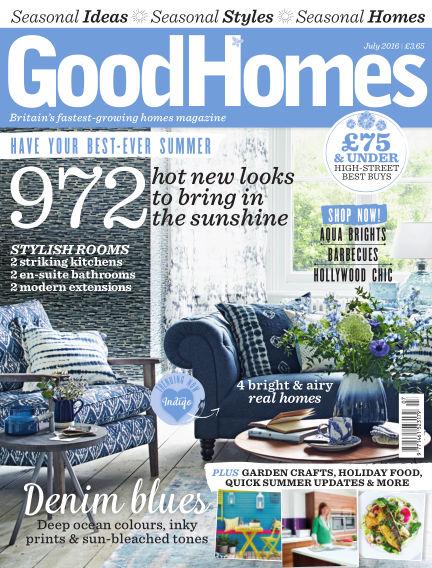 Good Homes July 01, 2016 00:00