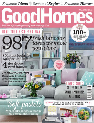 Good Homes May 2016