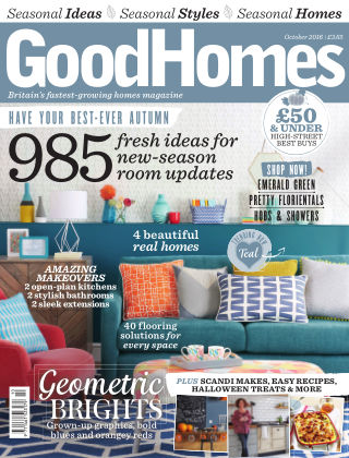 Good Homes October 2016
