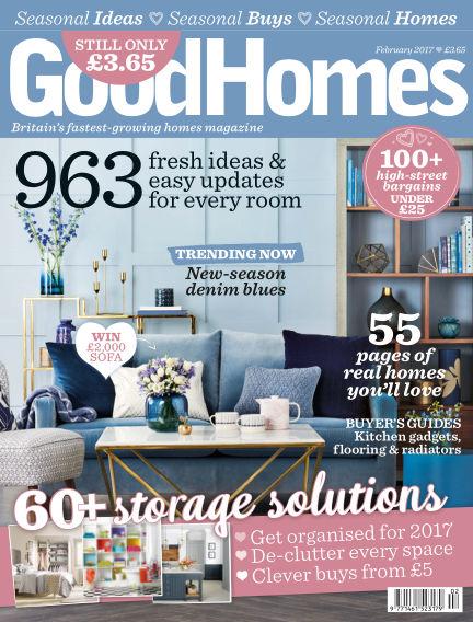 Good Homes January 03, 2017 00:00