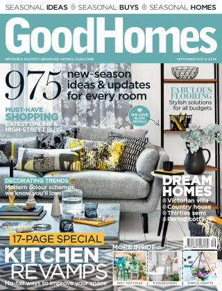 Good Homes September 2017