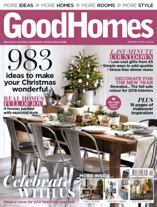 Good Homes January 2018
