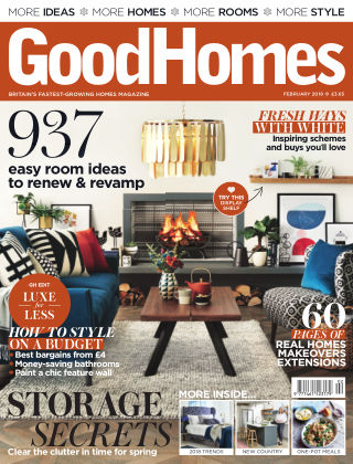 Good Homes February 2018