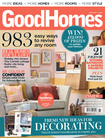 Good Homes May 02, 2018 00:00