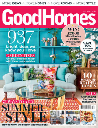 Good Homes July 2018