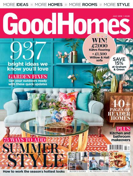 Good Homes June 06, 2018 00:00