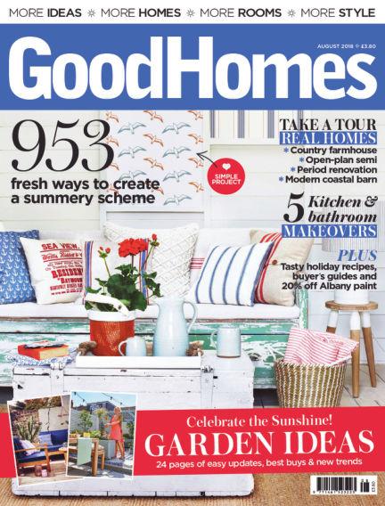 Good Homes July 04, 2018 00:00