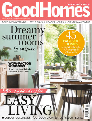 Good Homes JULY 2019