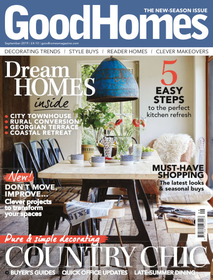 Good Homes August 07, 2019 00:00
