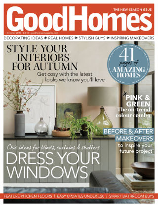 Good Homes October 2020