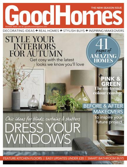 Good Homes September 03, 2020 00:00
