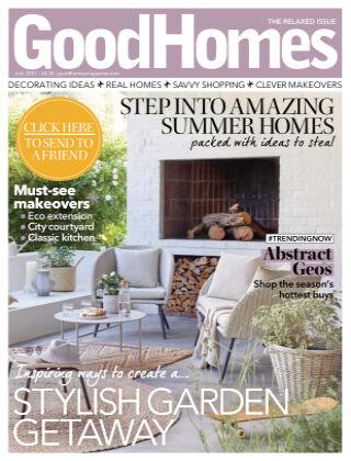 Good Homes July