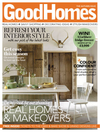Good Homes October