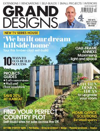 Grand Designs October 2017