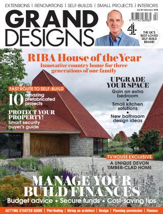 Grand Designs February 2018