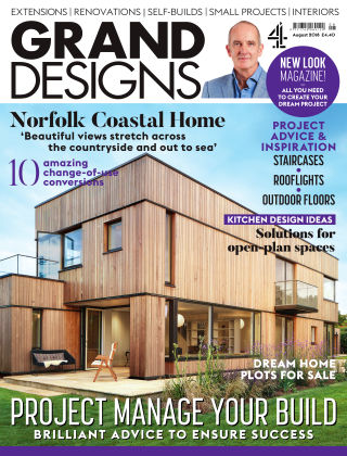 Grand Designs August 2018