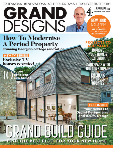 Grand Designs August 16, 2018 00:00