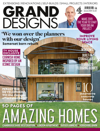 Grand Designs JANUARY