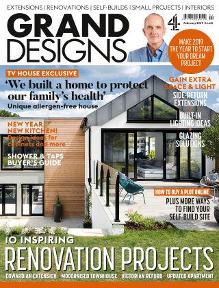 Grand Designs FEBRUARY