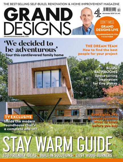Grand Designs October 09, 2019 00:00