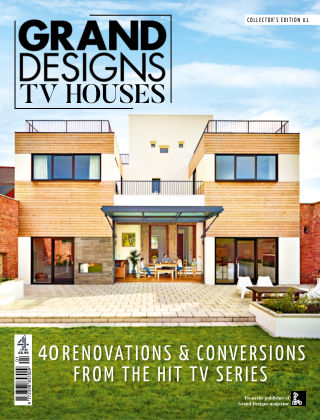 Grand Designs TV Houses: 40 Renovations & Conversions from the Hit TV Series Issue 01