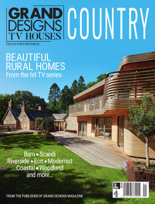 GRAND DESIGNS TV HOUSES: Country TV Houses: Country