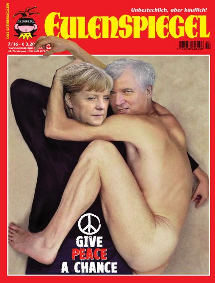 EULENSPIEGEL, das Satiremagazin June 23, 2016 00:00