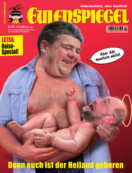 EULENSPIEGEL, das Satiremagazin February 23, 2017 00:00