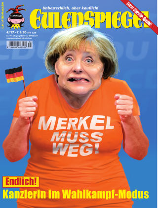 EULENSPIEGEL, das Satiremagazin 04/2017