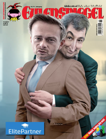 EULENSPIEGEL, das Satiremagazin October 26, 2017 00:00