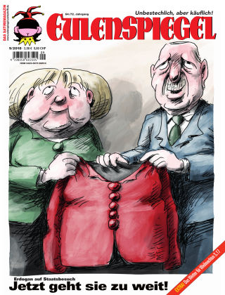 EULENSPIEGEL, das Satiremagazin 09/2018