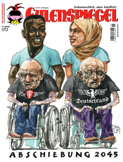 EULENSPIEGEL, das Satiremagazin October 25, 2018 00:00