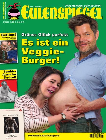 EULENSPIEGEL, das Satiremagazin June 27, 2019 00:00
