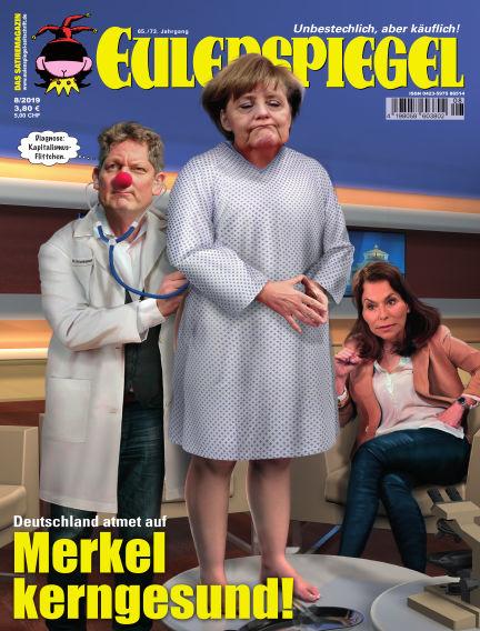 EULENSPIEGEL, das Satiremagazin July 31, 2019 00:00