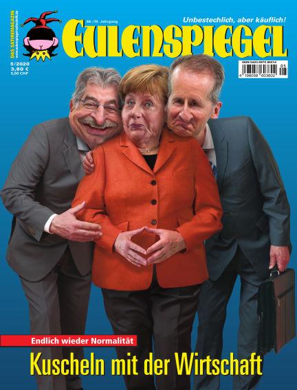 EULENSPIEGEL, das Satiremagazin April 23, 2020 00:00