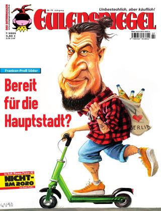 EULENSPIEGEL, das Satiremagazin 07/2020