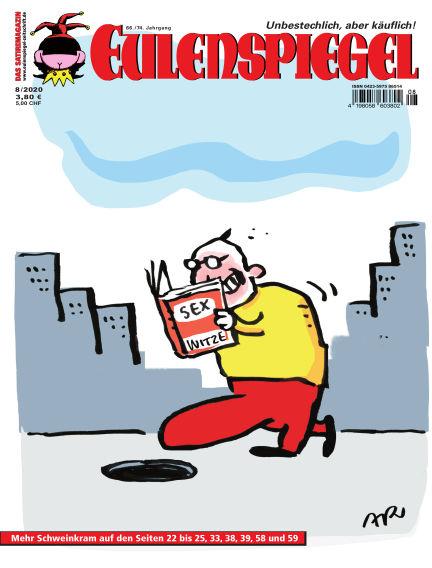 EULENSPIEGEL, das Satiremagazin July 30, 2020 00:00