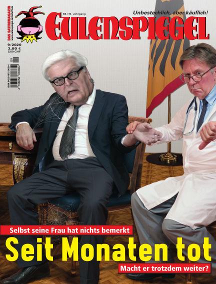 EULENSPIEGEL, das Satiremagazin August 27, 2020 00:00