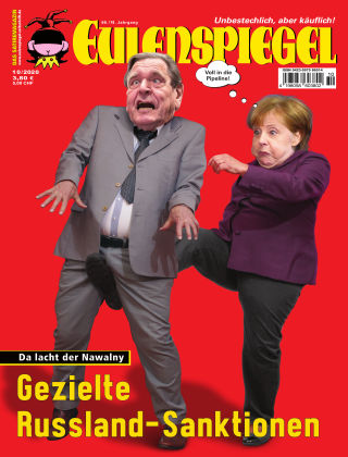 EULENSPIEGEL, das Satiremagazin 10/2020