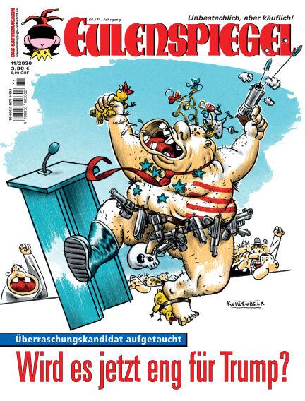 EULENSPIEGEL, das Satiremagazin October 29, 2020 00:00