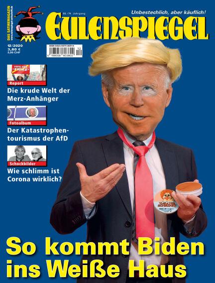 EULENSPIEGEL, das Satiremagazin November 26, 2020 00:00