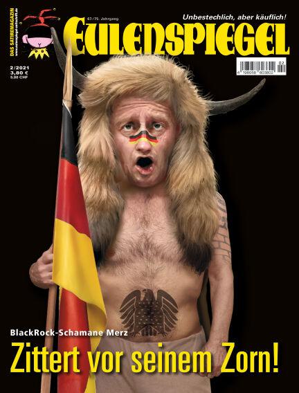 EULENSPIEGEL, das Satiremagazin January 28, 2021 00:00