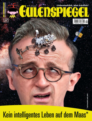 EULENSPIEGEL, das Satiremagazin 04/2021