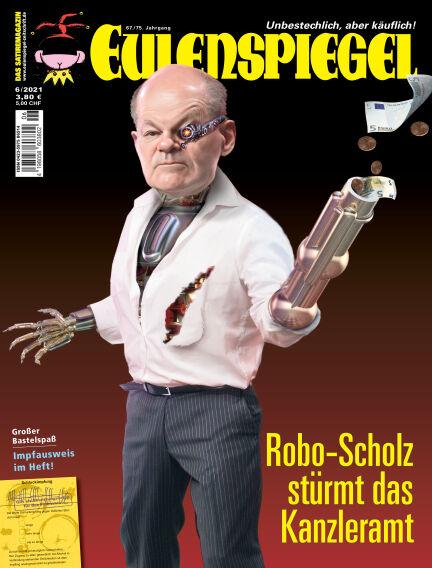 EULENSPIEGEL, das Satiremagazin May 27, 2021 00:00