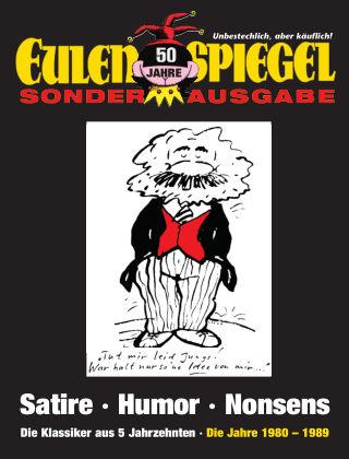 EULENSPIEGEL Sonderausgaben Band 1: 1980-1989