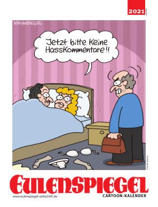 EULENSPIEGEL Sonderausgaben Cartoon-Kalender 21