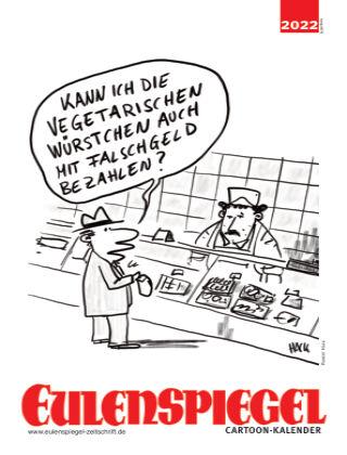 EULENSPIEGEL Sonderausgaben Cartoon-Kalender 22