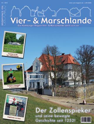 Vier- & Marschlande Regionalmagazin Nr. 9 (1/2016)
